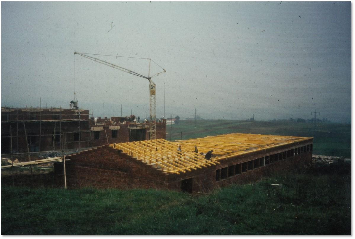 Baubeginn in Alkofen