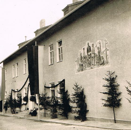 Gemeinsames Schulhaus in Pleinting